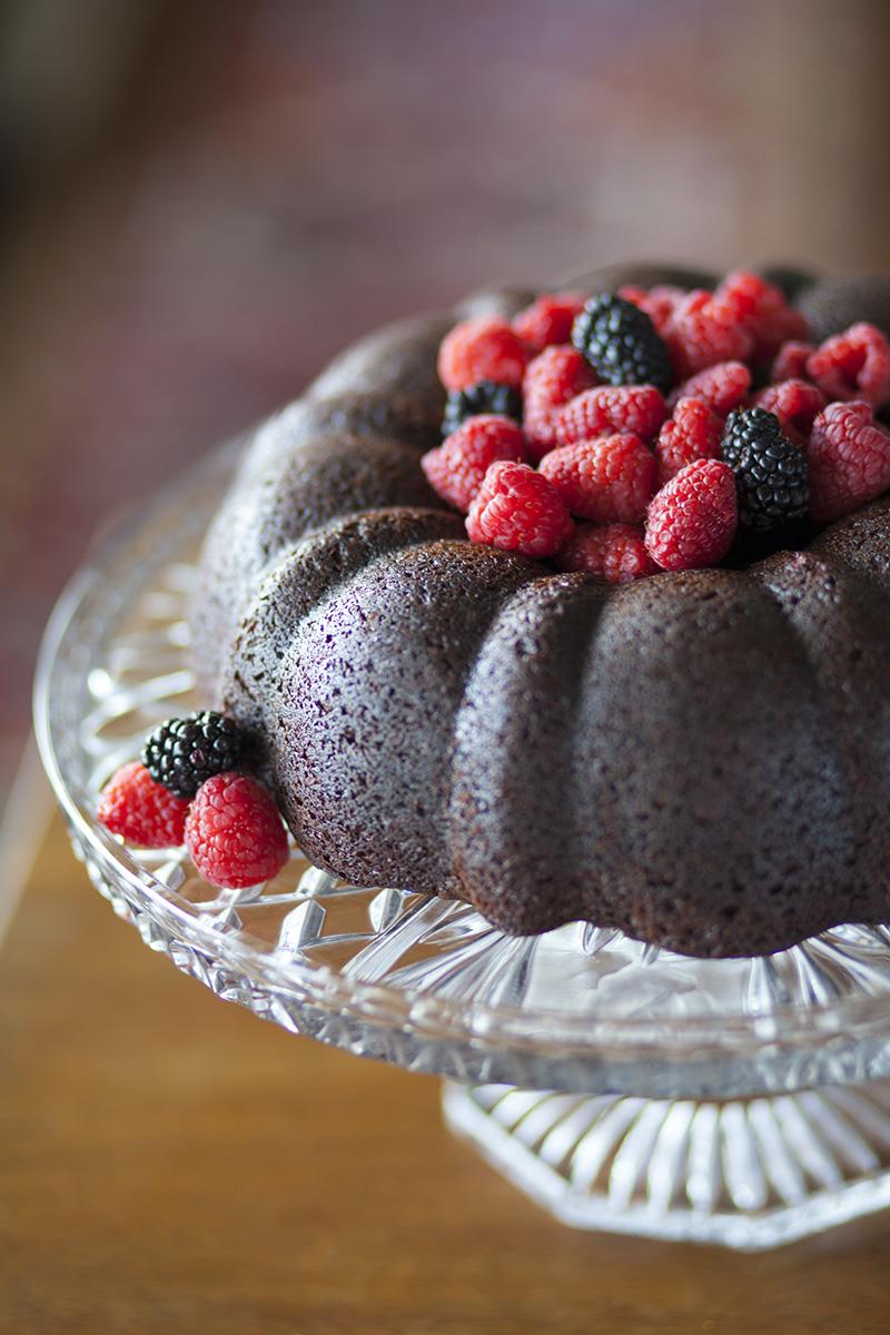 Wondrous Big Hit Birthday Cake Effortless Chocolate Bundt Cake Personalised Birthday Cards Akebfashionlily Jamesorg