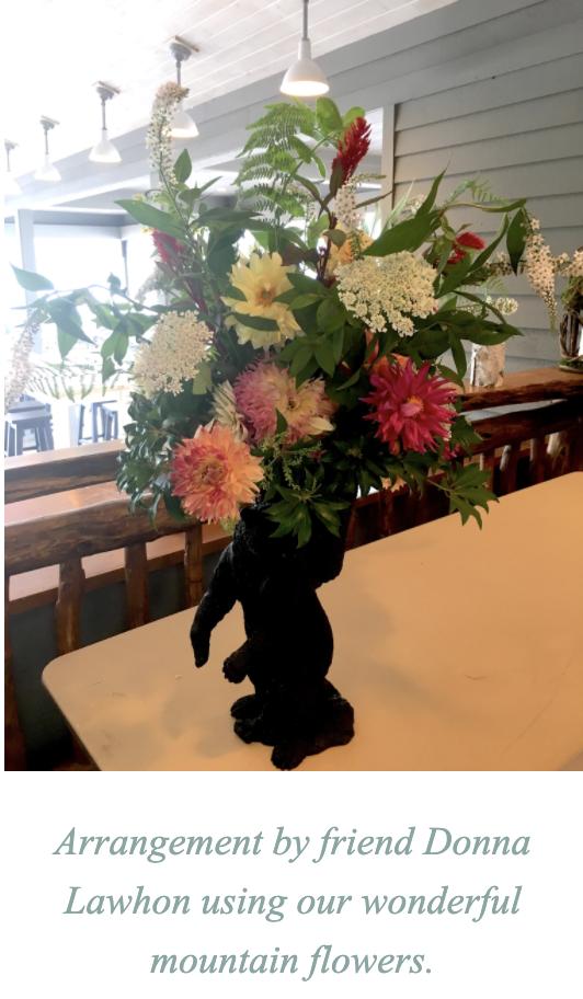 Donna Lawhon arrangement
